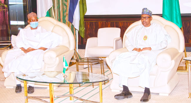 Border With Niger Republic