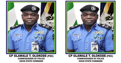 Olokode Olawale