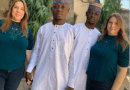 Photos: 46-Year-Old American Woman Arrives Nigeria To Wed Man, 23, In Kano
