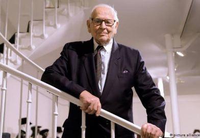French Fashion Designer, Pierre Cardin Dies At 98