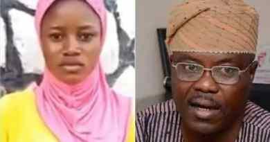 Ogun Commissioner Must Be Investigated