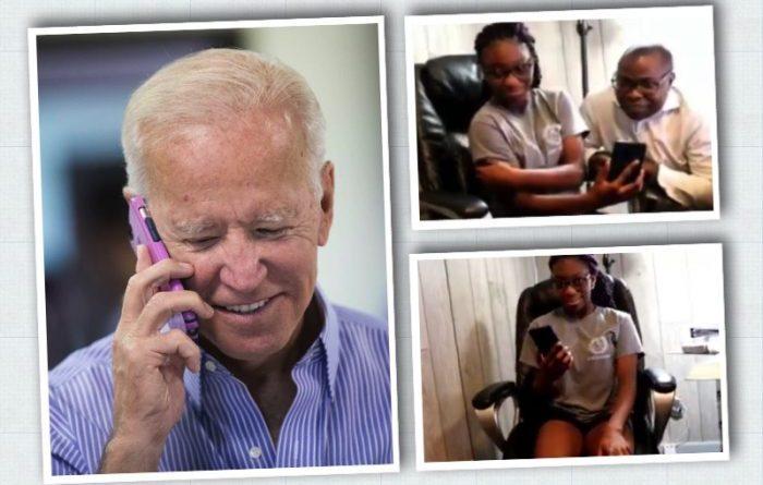 Biden Invites Nigerian Family