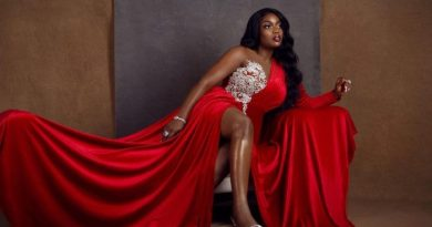 Bisola Aiyeola Marks 35th Birthday