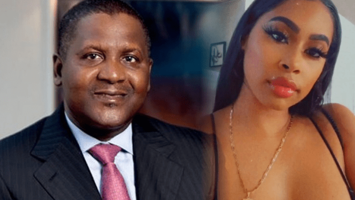 Dangote's Buttocks