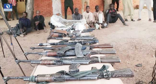 Police Rescue Eight Kidnapped