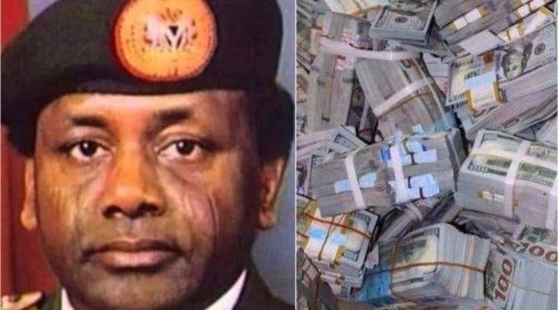 Request To Unfreeze Abacha's Accounts