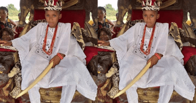 Akubuisi Okonkwo Crowned Youngest King