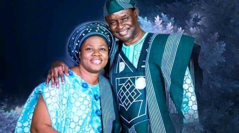 Bamiloye Hails Wife