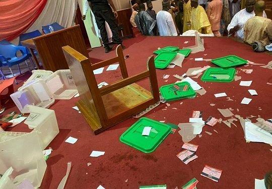 Thugs Disrupt North-West PDP Congress In Kaduna