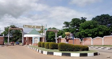 Abducted Agric Varsity Students