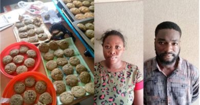 Drugged Cookies To School Children