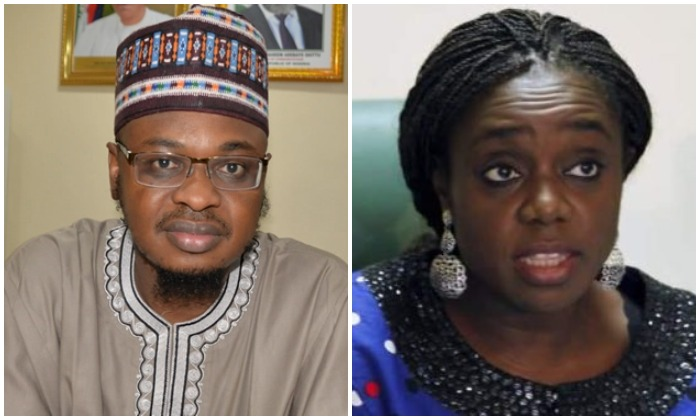 Presidency Quick To Defend Pantami But Didn't Stand With Kemi Adeosun – Nigerian tweeps