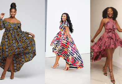 Trendy High-Low Ankara Dress Styles Perfect For Any Occasion