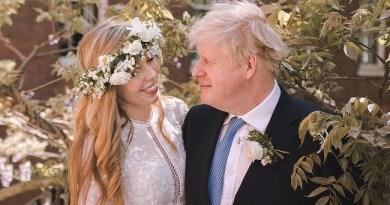 British PM Boris Johnson Weds In 'Secret' Weekend Ceremony