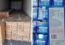 100,000 Bottles Of Codeine Syrup Intercepted By NDLEA At Onne Port