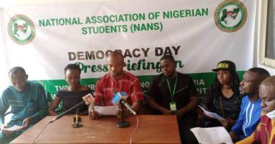 June 12: We Suspended Protest For National Interest – NANS