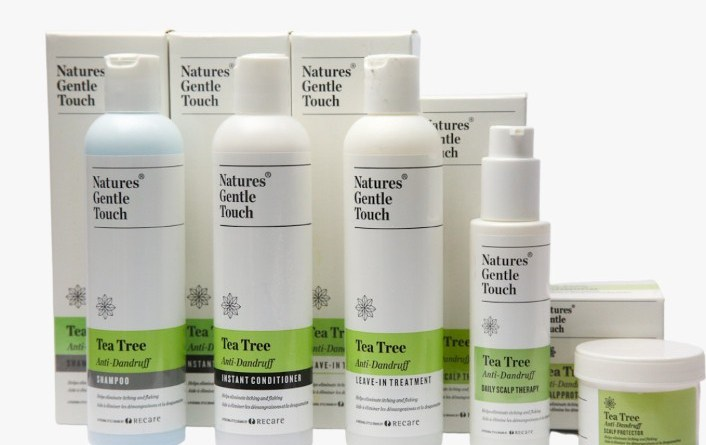 Natures Gentle Touch Relaunches Products To Combat Dandruff For Women