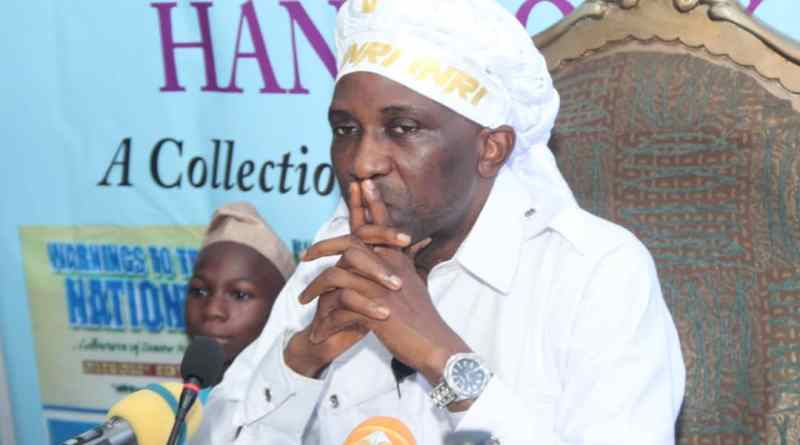 Primate Ayodele's Prophecy On Nigeria's Taliban