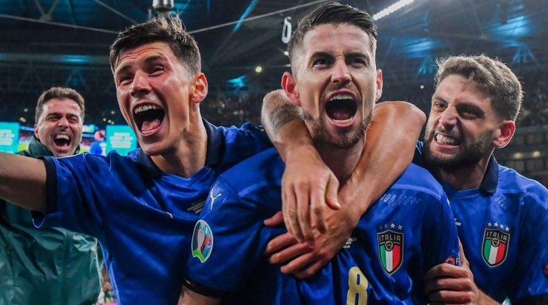 Italy Euro 2020 Winner
