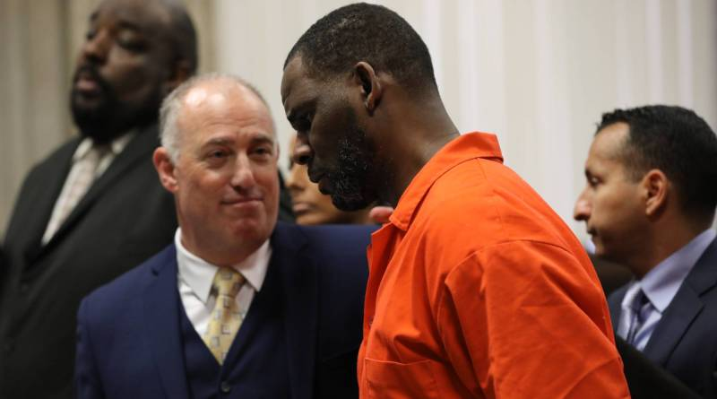 R. Kelly Convicted