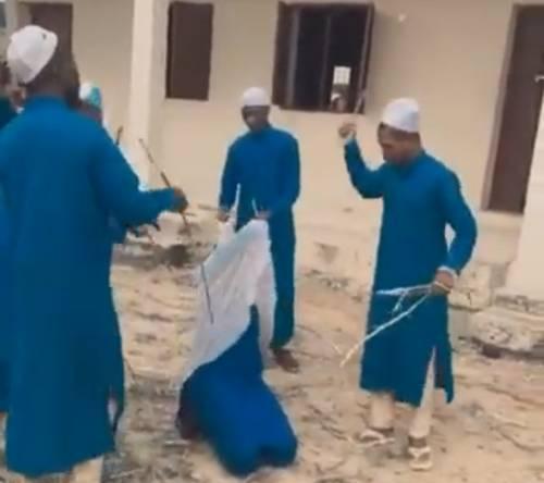 Arabic School Torture