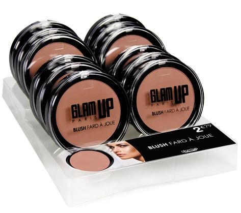 display blush Glam'Up