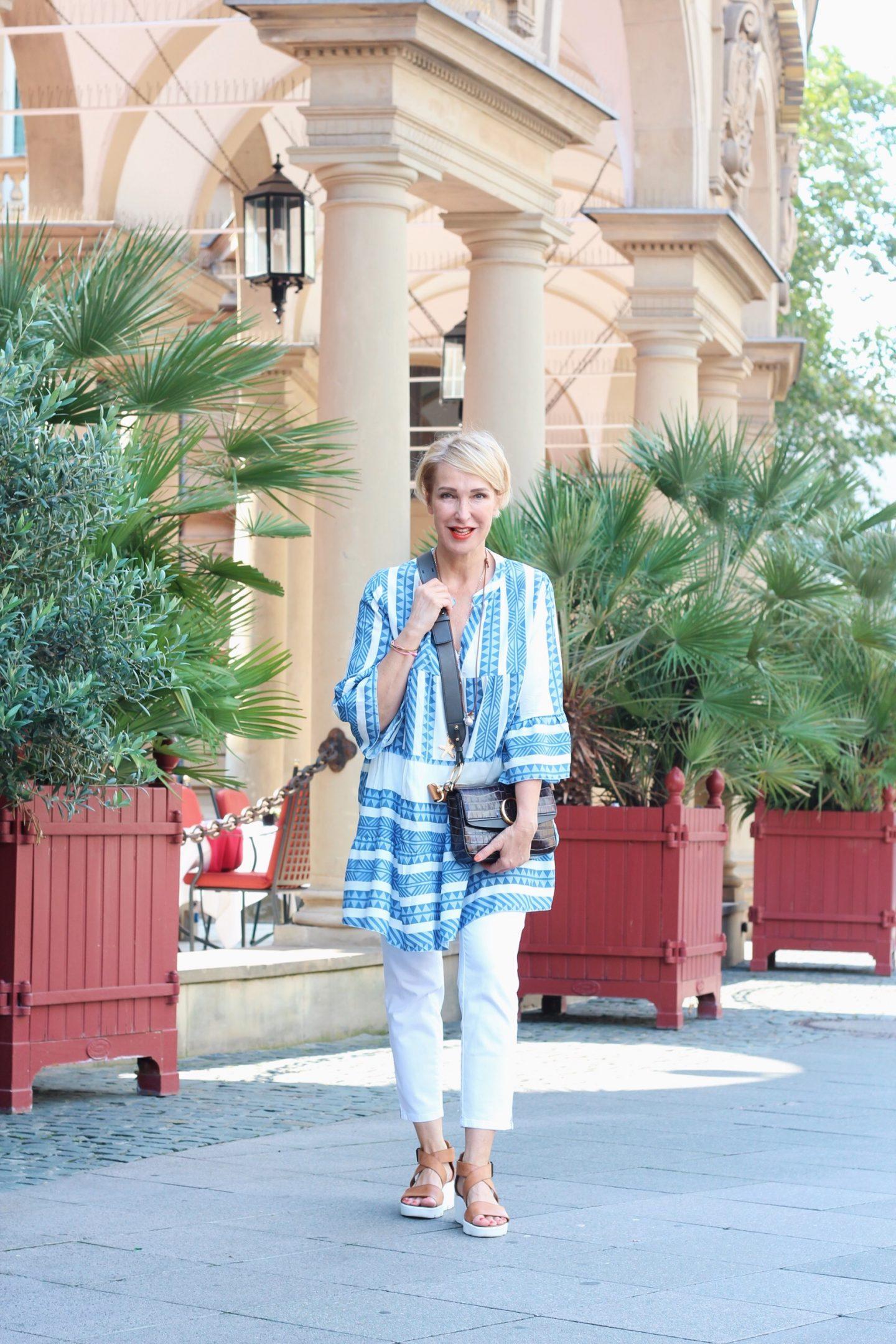 glamupyourlifestyle tunika Sommerbluse ü-40-blog u-50-blog ue-40-mode