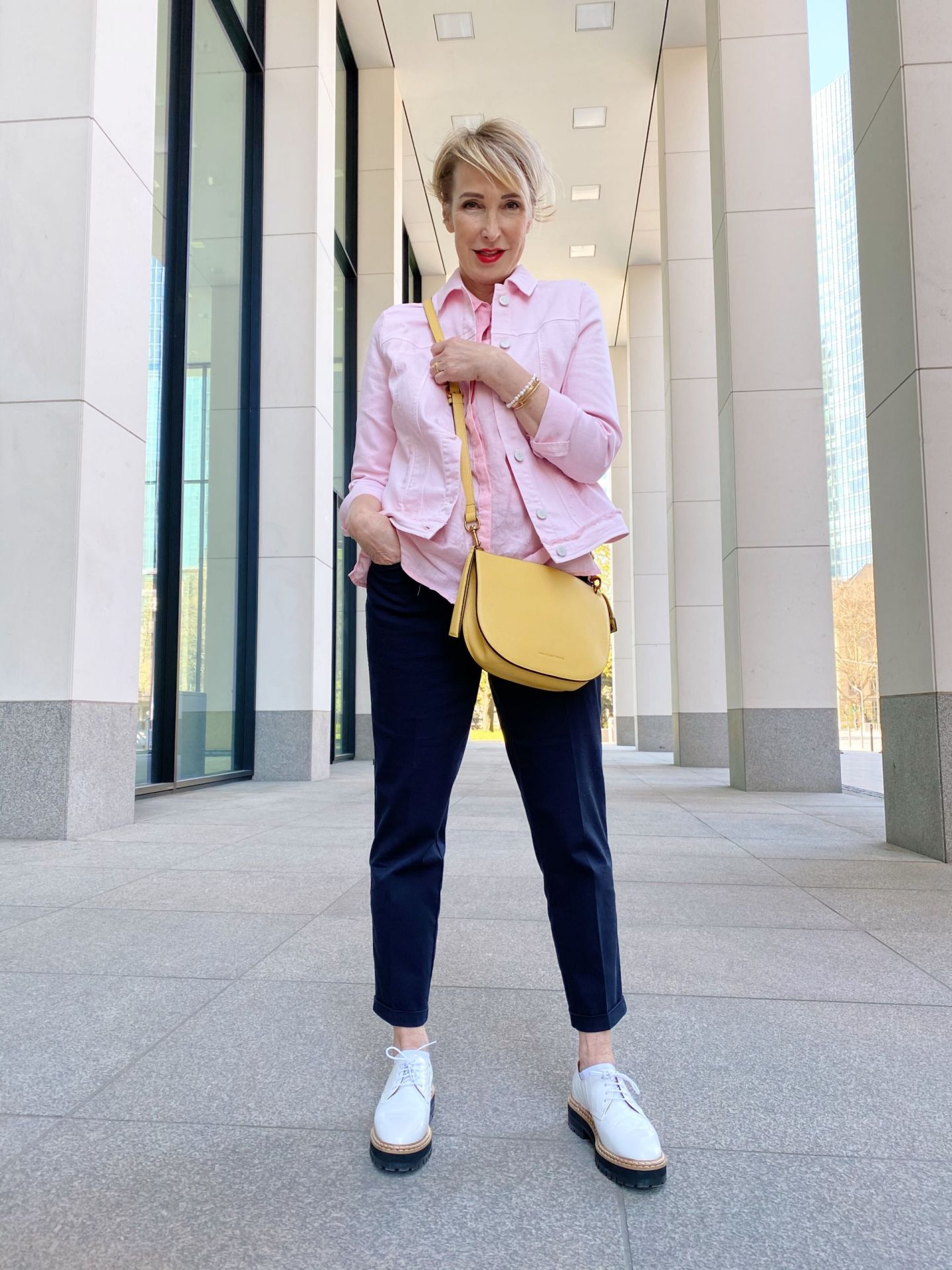 glamupyourlifestyle Rosa Farbe ue-40 ue-50-Blog Toni-Fashion