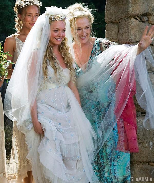 Mamma Mia Wedding Dress