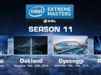Detalii despre Intel Extreme Masters Season XI Oakland