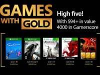 Ce jocuri gratuite vor primi abonații Xbox Live Gold în iunie