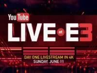 Programul transmisiunilor în direct via YouTube cu ocazia E3 2017