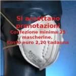 GL006 Mascherina protettiva FFP2 Produzione Italiana