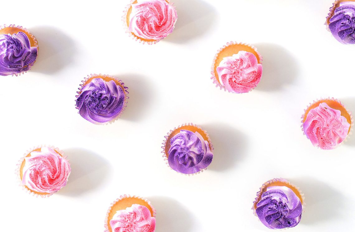 bunte Muffins Rezept