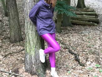 Katy in Stellasport Disco Tights