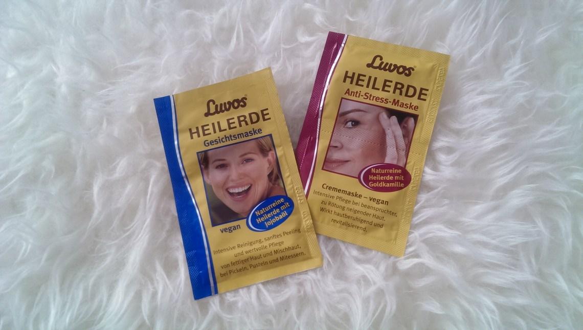 Luvos Heilerde Gesichtsmaske Anti-Stress-Maske