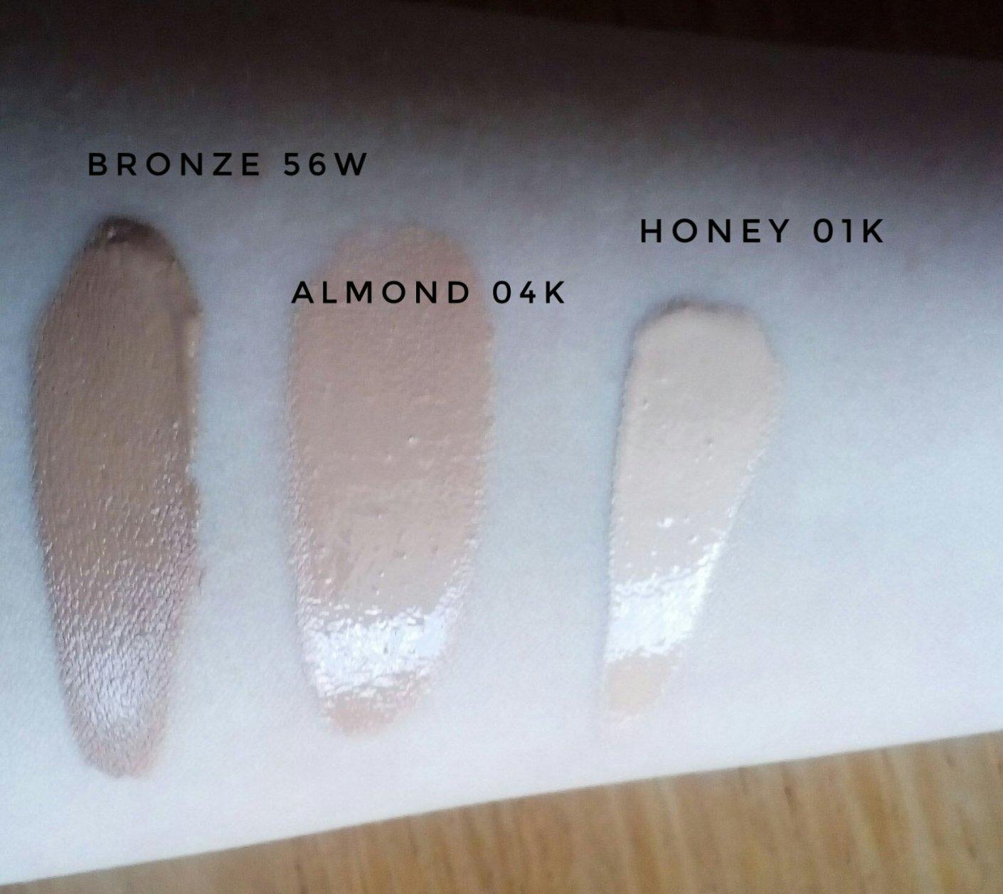 Annemarie Börlind Foundation Bronze Almond Honey