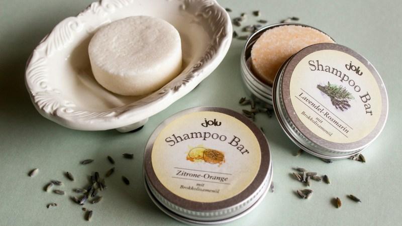 Was kann der Shampoo Bar von Jolu?