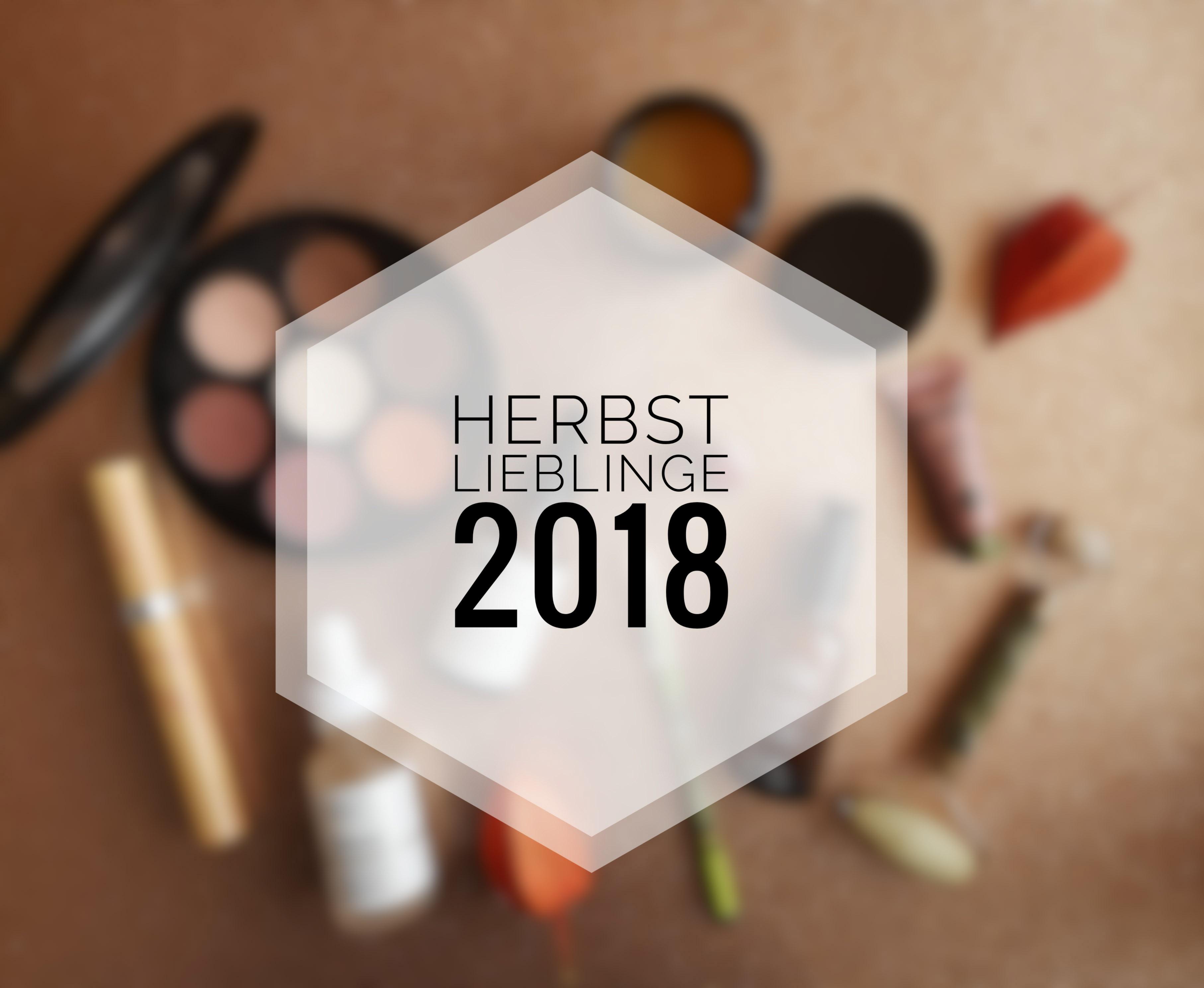 Herbst Lieblinge 2018