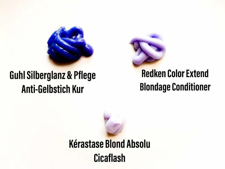 Blaushampoo Lilashampoo
