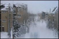 J'ai pas fini d'avoir froid... (Fenêtre de la chambre, Longueuil, janvier 2004.)