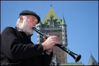 Musicalitude. (Terrasse Dufferin, Québec, mai 2007)