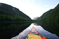 Parc national des Hautes-gorges de la rivière Malbaie.