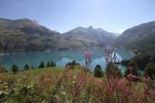 Lac du Chevril (Isère). Canon EOS 7D + EF-S 10-22mm f/3.5-4.5 USM.
