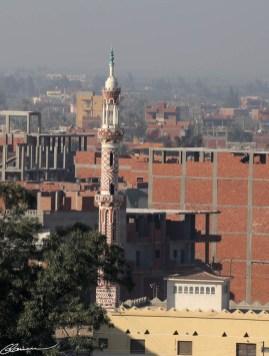 Une des mosquées d'Ismaïlia.