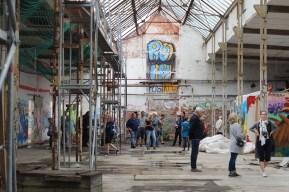 10_Glasfabrik_Führung Tage der Industriekultur_(c) Josephine Bock