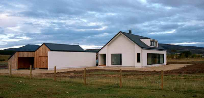 Scottish Croft, Clachaig Home: Rural House Scotland - Glasgow ... on scottish hall house, scottish stone house, scottish holidays and traditions, scottish homes, scottish cottage interiors,