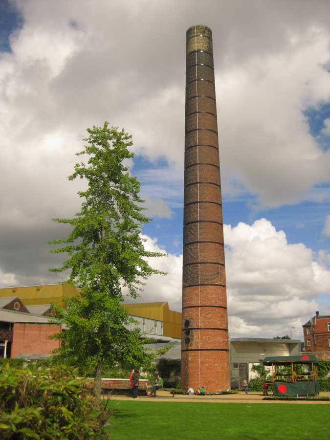 Hidden Gardens Glasgow - Tramway Theatre - glasgowarchitecture