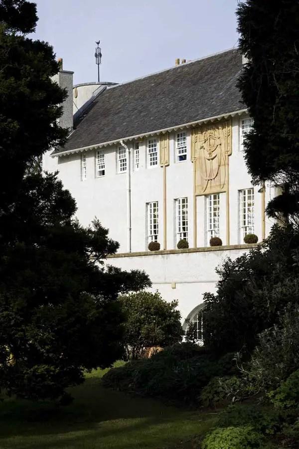 House for an art lover mackintosh glasgow glasgow for Innendekoration 1902