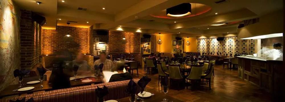 Glasgow restaurants architecture